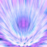 Beautiful abstract pattern, mandala, kaleidoscope,. Rainbow Light rising up to heaven. Like a dream come true Stock Photos