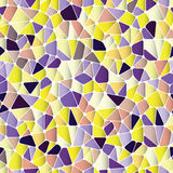 Beautiful abstract seamless pattern. Royalty Free Stock Image