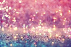 Beautiful abstract shiny light and glitter vector illustration
