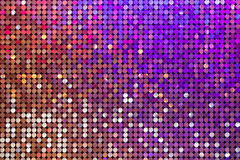 Beautiful abstract sparkles background Stock Photo