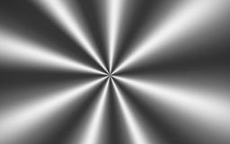 Beautiful abstract starburst background, black and white Stock Image