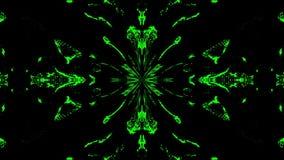 Beautiful abstract symmetry kaleidoscope, 3d rendering backdrop, computer generating