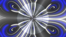 Beautiful abstract symmetry kaleidoscope with shiny neon lines, 3d render backdrop, computer generating background. Beautiful abstract symmetry kaleidoscope with vector illustration