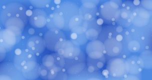 Beautiful abstract Wintry Background