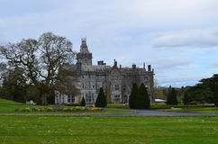 Beautiful Adare Manor in Ireland`s Limerick County Stock Image