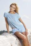 Beautiful adult sensuality woman Stock Photo