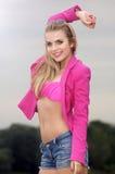 Beautiful adult sensuality woman Stock Photos