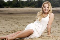 Beautiful adult sensuality woman Royalty Free Stock Photo