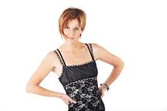 Beautiful adult woman Stock Image