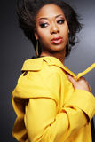 Beautiful African-American girl.2. Stock Photos