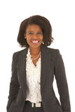 Beautiful African businesswoman Stock Photo