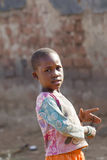 Beautiful african child Stock Photography