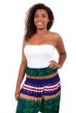 Beautiful african teenage girl Royalty Free Stock Image
