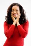 Beautiful African woman Stock Photos