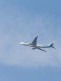 Beautiful aircraft airline Korean Air Royalty Free Stock Photos