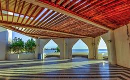 Free Beautiful Al Khobar Corniche Mosque Sunrise -Saudi Arabia Royalty Free Stock Photo - 153204935