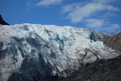 A beautiful alaskan glacier. Royalty Free Stock Photo