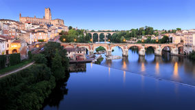 Beautiful Albi France Stock Images