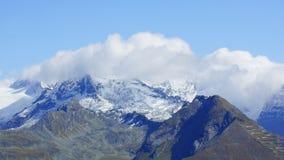 Beautiful alps in europe Stock Image