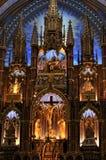 Beautiful altar Stock Images