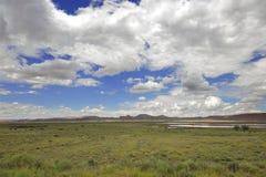 Beautiful American landscape Stock Photography