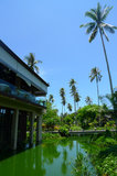 The beautiful Anantara Phuket Villas hotel in Thailand Royalty Free Stock Photo