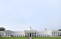Beautiful ancient administrative building of IIT Roorkee Stock Photography