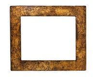 Beautiful ancient frame for a picture Royalty Free Stock Photo