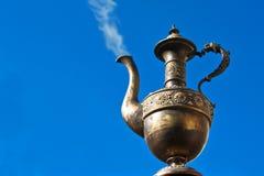 Beautiful ancient jar Stock Photo
