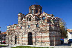 Beautiful ancient Roman basilica_2 Royalty Free Stock Images