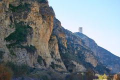 Beautiful. Andalusia mountains, Spain royalty free stock images
