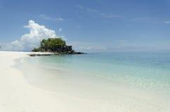 Beautiful Andaman crystal sea at shore Royalty Free Stock Photos