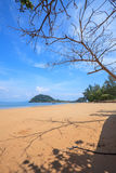 Beautiful Andaman Sea and Blue Sky Royalty Free Stock Image