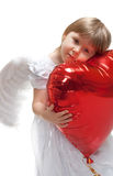 Beautiful angel Royalty Free Stock Image