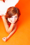 Beautiful Angel royalty free stock photos