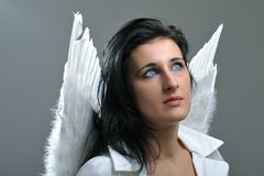 Beautiful angel Royalty Free Stock Photo
