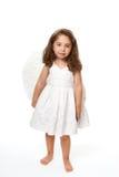 Beautiful angel girl Stock Photo
