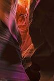 Beautiful Antelope Canyon, Page, Arizona Stock Photos
