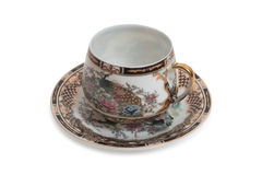 Beautiful antique cup Royalty Free Stock Photos