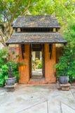 Beautiful antique style gate Stock Photos