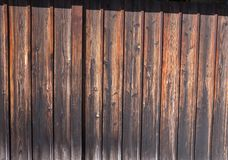 Weathered Old Wood Planks Royalty Free Stock Image