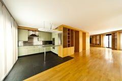 Beautiful apartment, interior, Royalty Free Stock Photography