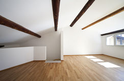 Beautiful apartment refitted Stock Photos