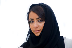 Beautiful Arab Female Stock Photo