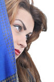 Beautiful Arabian woman Royalty Free Stock Image