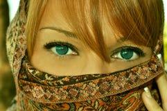 Beautiful Arabian woman Royalty Free Stock Image