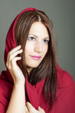 Beautiful Arabic woman Stock Image