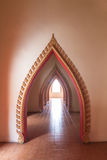 Beautiful arched doors Royalty Free Stock Photo