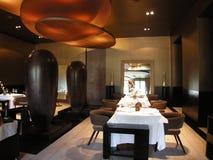 Beautiful architectural room interior stylish furniture stock image