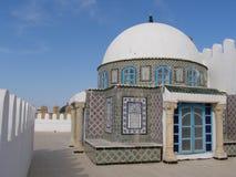 Beautiful architecture. In Kairouran,Tunisia Royalty Free Stock Photo